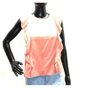 Tommy Hilfiger ruffles blouse